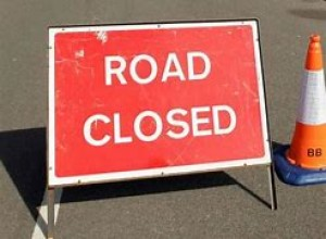 Update on Road Closures Monday 12th August